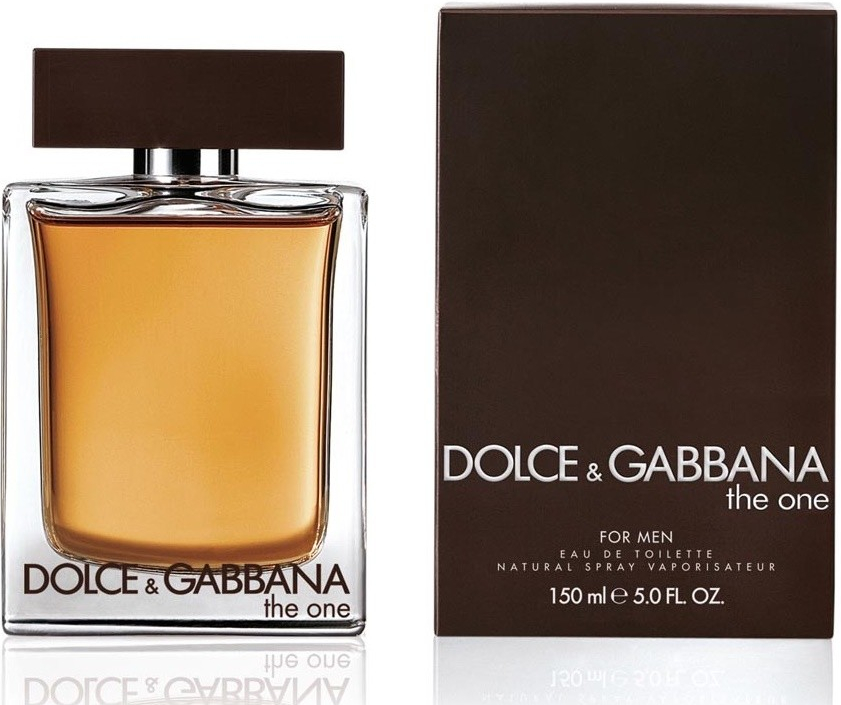Dolce & Gabbana The One For Men Toaletná voda 150ml