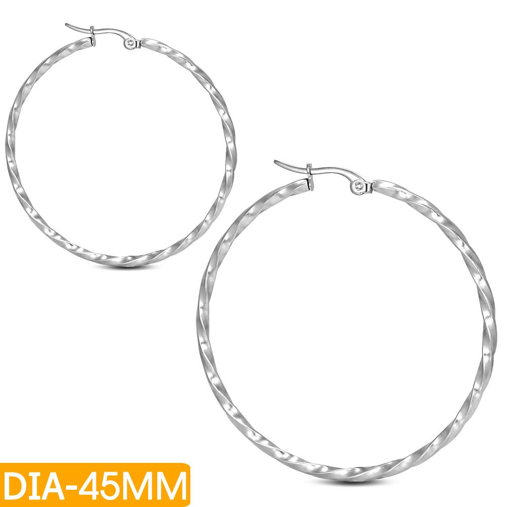 178424ba0 ŠPERKY | Náušnice kruhy vzor mv3256 chirurgická oceľ | Parfémy ...